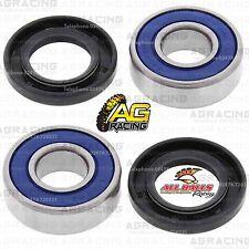 All Balls Front Wheel Bearings & Seals Kit For Kawasaki KDX 200 1991 91