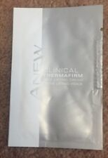 Avon Anew Clinical Thermafirm Face Lifting Cream Sample Discontinued Rare