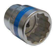 Douille de vissage 3/4 12 pans 38mm haute qualité professionnelle en acier Cr-V