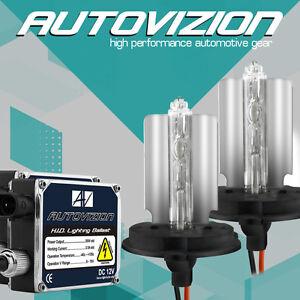 AUTOVIZION HID Xenon Conversion Replacement Kit H1H4 H11 H13 9005 9006 9007 880