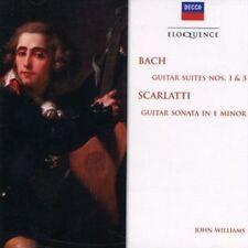 J. S. Bach: Suite No. 3 in C major / Suite No. 1 in G major / D. Scarlatti: Sona