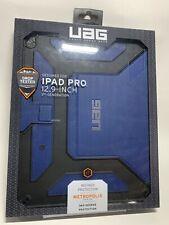 Urban Armor Gear Metropolis Folio Protective Case-iPad Pro 12.9 3rd Gen (Blue)