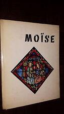 MOÏSE - 1954 - La Bible par l'image