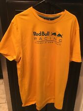 Red Bull Racing Formula One Team Ricciardo t-shirt Yellow XXL #3
