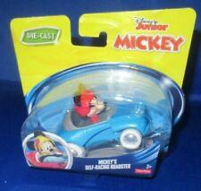 Disney Junior Die Cast Mickey & The Roadster Racers Mickeys Self-Racing Roadster