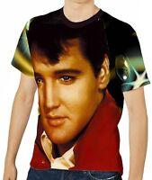 New Elvis Presley Mens T-Shirt Tee Size S M L XL 2XL 3XL