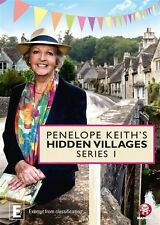 Penelope Keith's Hidden Villages : Series 1 DVD NEW Free Shipping