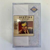 *Rare* New & Sealed Frank Sinatra Greatest Hits Early Years Cassette Tape
