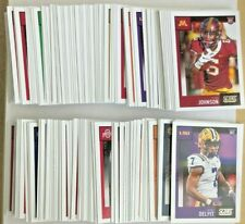 2020 Panini Score Football  Cards Complete Your Set You Pick 250 - 330 FREE SHIP