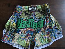 Raja Boxing Muay Thai Shorts MMA Boxing New in Package XL*ON SALE*