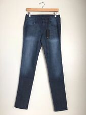 BLACK ORCHID Denim Jude Mid Rise Slim Skinny Jeans Pants Faded Blue 27 $190 #144