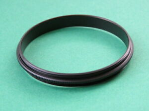 52mm-52mm 52-52 Male to Male Double Coupling Ring Reverse Adapter 52-52mm