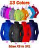 Womens Real Super-Soft N Fluffy Fuzzy  Fleece Jacket XS S M L XL 2XL 3XL