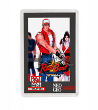 REAL BOUT FATAL FURY SPECIAL NEO GEO FRIDGE MAGNET IMAN NEVERA
