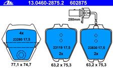 Bremsbelagsatz Scheibenbremse - ATE 13.0460-2875.2