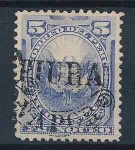[58372] Peru 1884 Very good Piura Vapor Local stamp Mint no gum VF signed