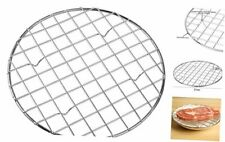 New listing Cooling & Baking Rack - 304 Stainless Steel Round Grill Wire Rack for Rib,