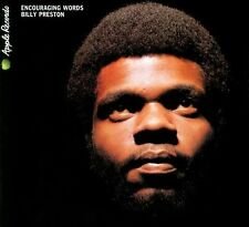 BILLY PRESTON - Encouraging Words [Digipak] (CD, Oct-2010, Apple Records) MINT