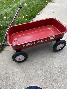 radio flyer wagon 80