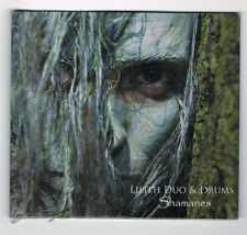 LILITH DUO & DRUMS - SHAMANES - 11 TITRES - 2014 - NEUF NEW NEU