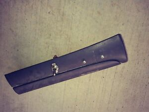 2006 CROWN VICTORIA 4.6L (POLICE INTERCEPTOR) LH DRIVER SIDE DASH MOLDING TRIM