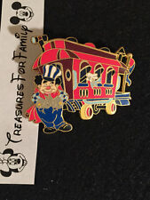 Disney LE Pin WDW Mickey Trade Parade Float #10 Clown Circus Wagon Train FRE SHP