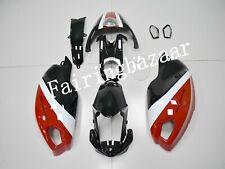 Fit for Ducati Monster 696 796 1100 Black Red ABS Injection Mold Fairing Kit