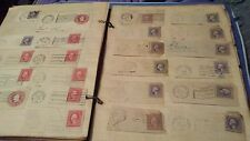 WASHINGTON-FRANKLIN STAMPS ON PIECE LOT OF 100 STAMPS ON PIECE $90