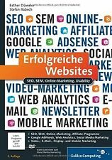 Erfolgreiche Websites: SEO, SEM, Online-Marketing, Usabi... | Buch | Zustand gut