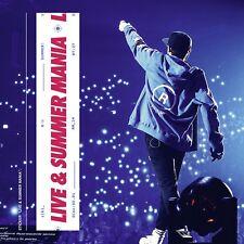 Riki  Live & Summer Mania Deluxe Edition 2 CD Nuovo Sigillato