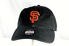 San Francisco Giants  Black Baseball Cap Fitted L