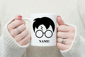 Personalised Harry Potter Mug 11oz Mug, tea, coffee, gift , Drinking,Adult