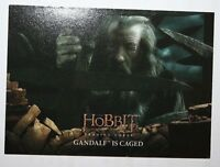 THE HOBBIT   Gandalf   Battle of the Five Armies  Cryptozoic  Trading Card