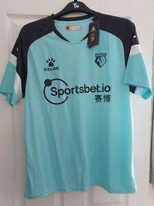 Watford FC 2020-21 Mint Green Training T-shirt - XL - BNWT