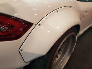 6M Edging Strip for Body Kits Lips Side Skirt Fender 3M Adhesive for Honda (T4)
