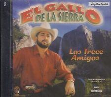 EL GALLO DE LA SIERRA LOS TRES AMIGOS  CD NEW SEALED
