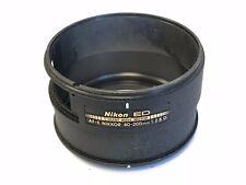 Nikon Nikkor 80-200mm f/2.8 D AF-S front casing part with name plate