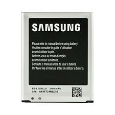 Original SAMSUNG Galaxy S3 / SIII EB-L1G6LLA battery, 2100mah