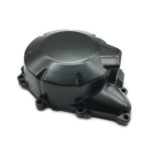 Black Engine Crank Case Stator Cover For Yamaha FZ6 2004-2010 FZ6R 2009-2012