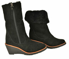 UGG Australia Zip High (3 in. and Up) Wedge Boots for Women
