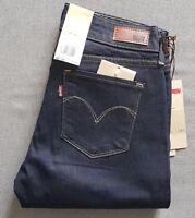 Damen Jeans LEVIS LEVI´S Demi Curve Straight 05703-0447 W26 L34