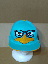 Perry The Platypus/Phinias And Ferb/ flat bill Baseball Cap-snapback By Disney