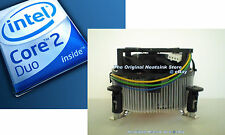 CPU Cooling Core 2 Duo E8000 E6000 E7000 E4000 Processors Socket LGA775 - New
