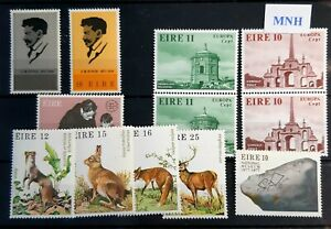 Ireland Commemorative Issues    MNH