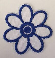 Blume Kinder Erwachsene Aufnäher Bügelbild Patch Applikation Bügelsticker 03