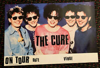 the CURE 20x30 Wild Mood Swings promo poster 2sided record store display Elektra