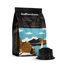 100 capsule compatibili Caffitaly - Gusto Caffè Napoli - Il caffè italiano