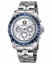 Brand New Breil TW1138 Enclosure 24 hr Indicator Chronograph Date Bracelet