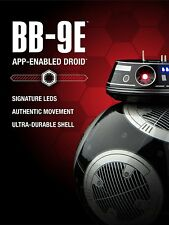 Star Wars Robot BB-9E Enabled Droid Trainer de Sphero Dirigido por Smarphone