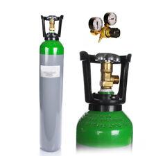 LA BOTELLA DE GAS ARGON 82% CO2 18% MIX 8 LITROS + REGULADOR 150BAR